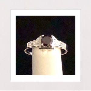 Jewelry - New | Genuine Garnet & Sterling Silver Ring